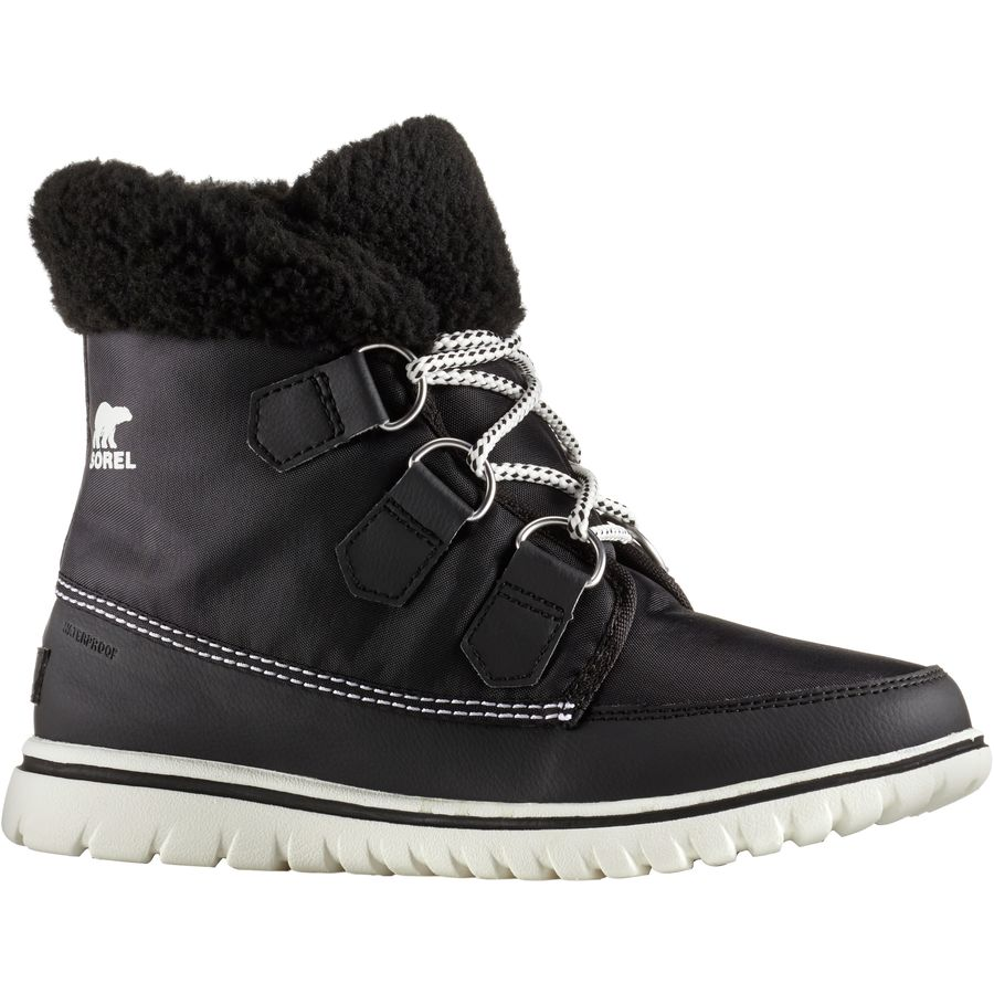 Sorel - Cozy Carnival Boot - Women's - Black