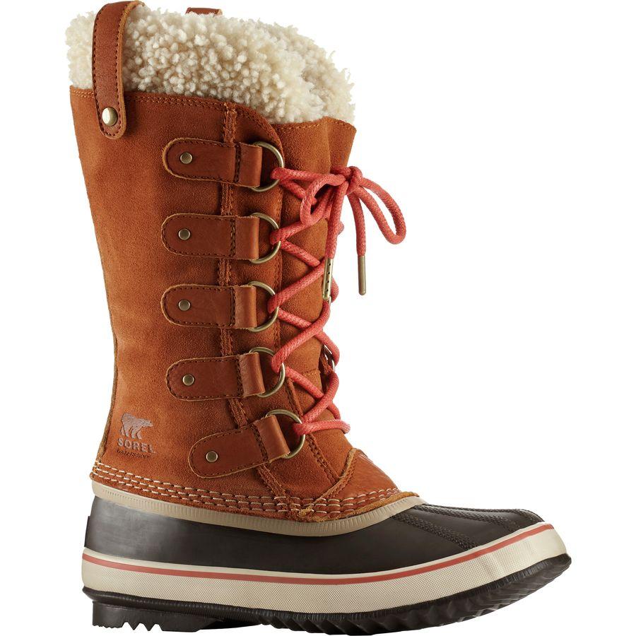 sorel joan of arctic shearling boot women 39 s. Black Bedroom Furniture Sets. Home Design Ideas
