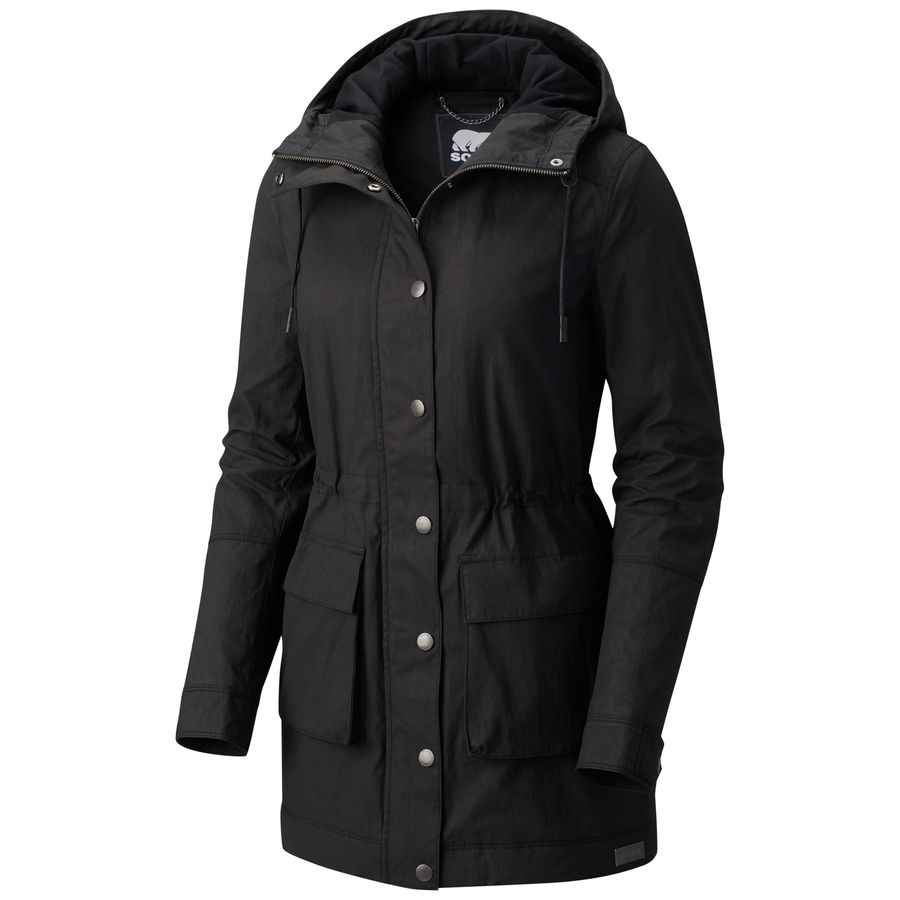 Sorel Joan Of Arctic Hooded Lite Insulated Jacket - Womens