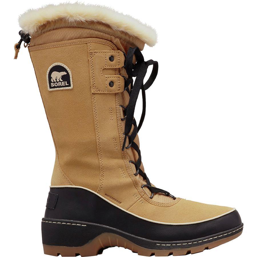 45f1d7462095 Sorel - Tivoli III High Boot - Women s - Curry Black