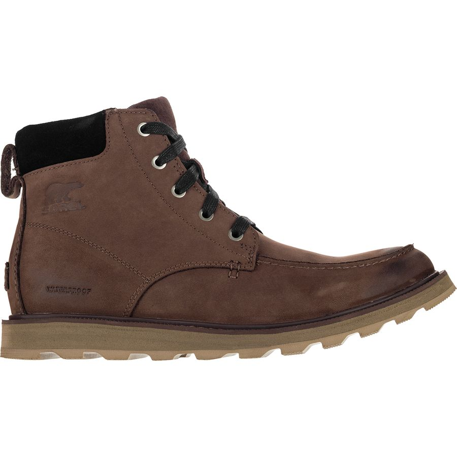 bf6cad14277 Sorel Madson Moc Toe Waterproof Boot - Men's