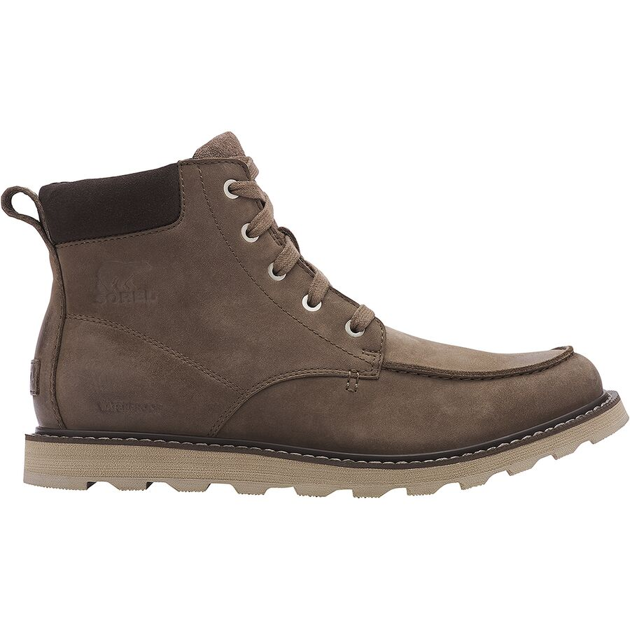 cc64c70c73d Sorel - Madson Moc Toe Waterproof Boot - Men s - Major Buffalo
