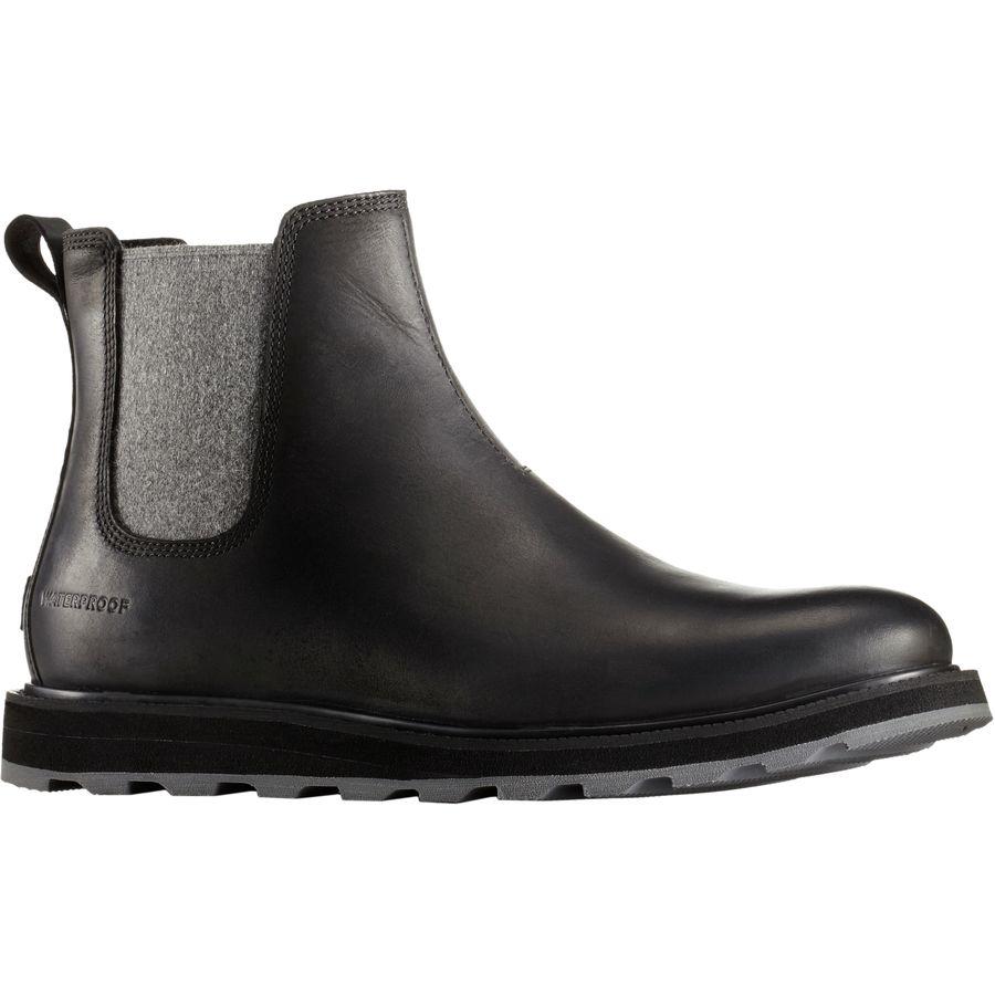 sorel madson chelsea waterproof boot s backcountry