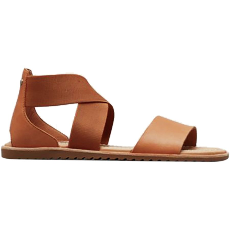 55dce924f Sorel - Ella Sandal - Women s - Camel Brown