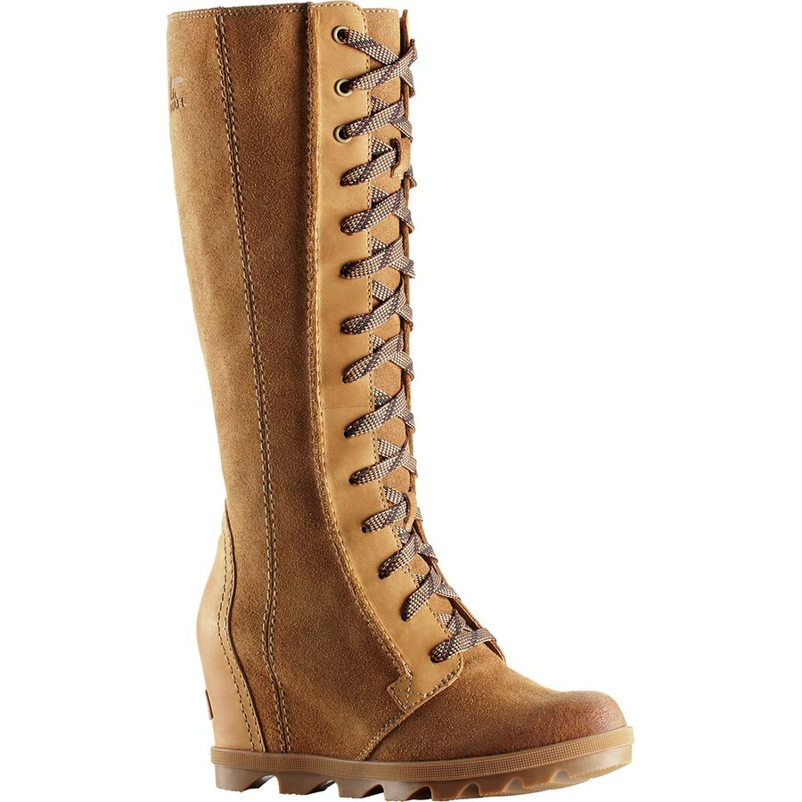 bf7bc1e7899 Sorel - Joan Of Arctic Wedge II Tall Boot - Women s - Camel Brown