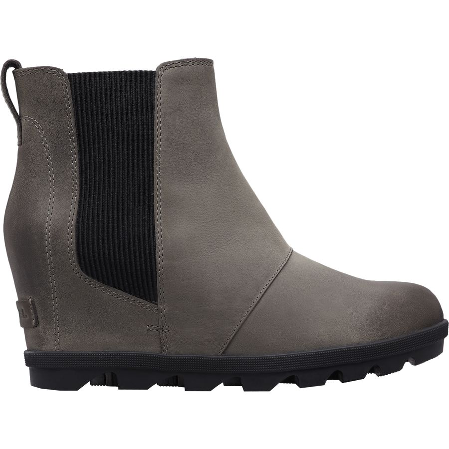 2403af21a1d Sorel - Joan of Arctic Wedge II Chelsea Boot - Women s - Quarry Quarry