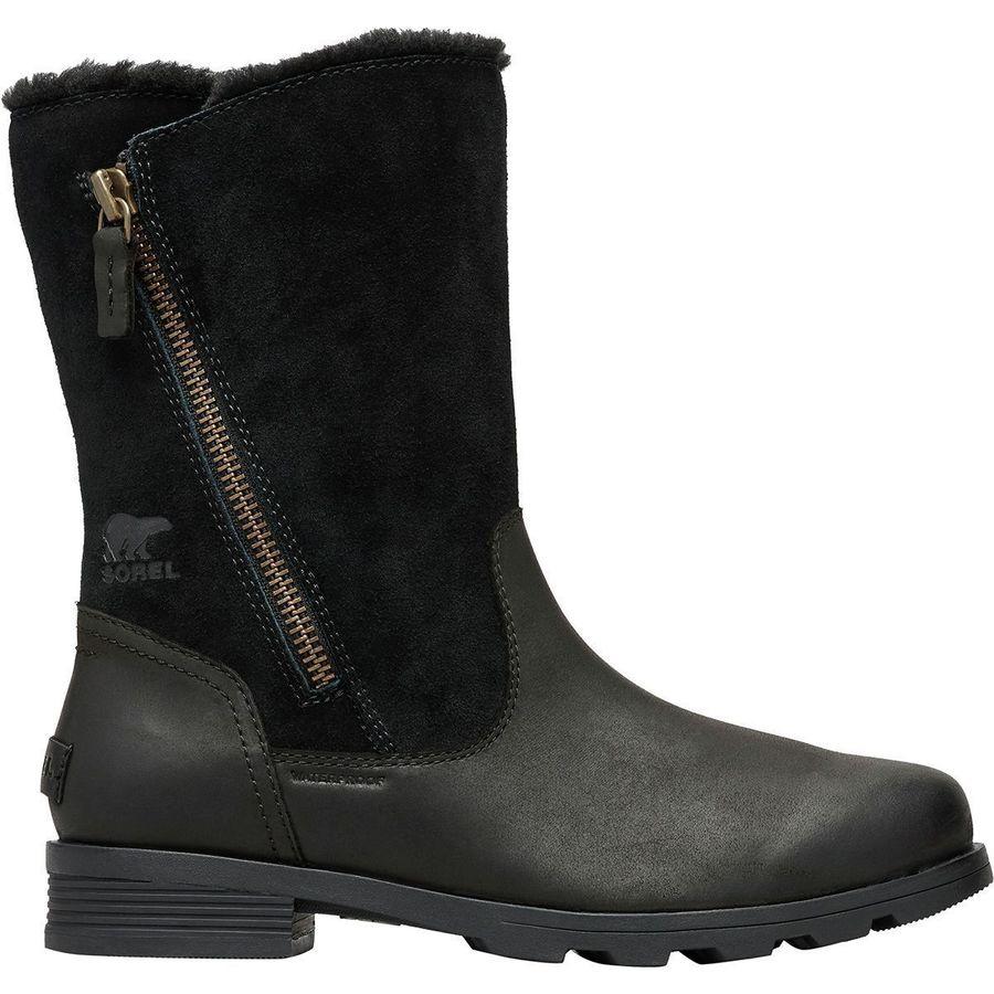 eafb8ecb73fd Sorel - Emelie Foldover Boot - Women s - Black