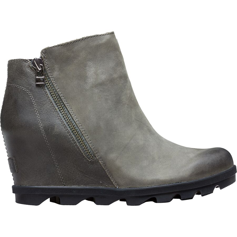 sorel joan of arctic wedge boots on sale