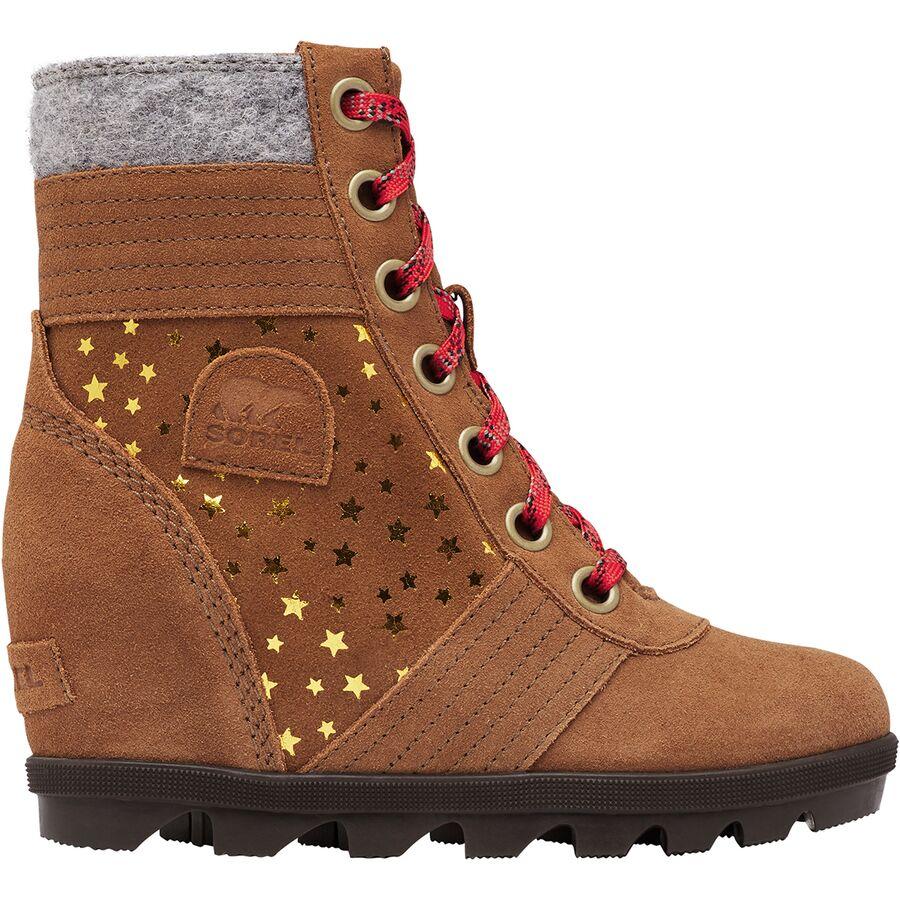 Sorel Lexie Wedge Boot - Girls