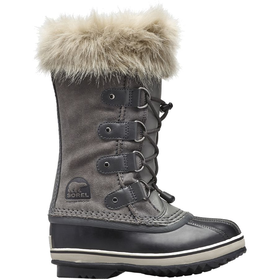 4bce507b7fd4 Sorel - Joan Of Arctic Boot - Girls  - Quarry