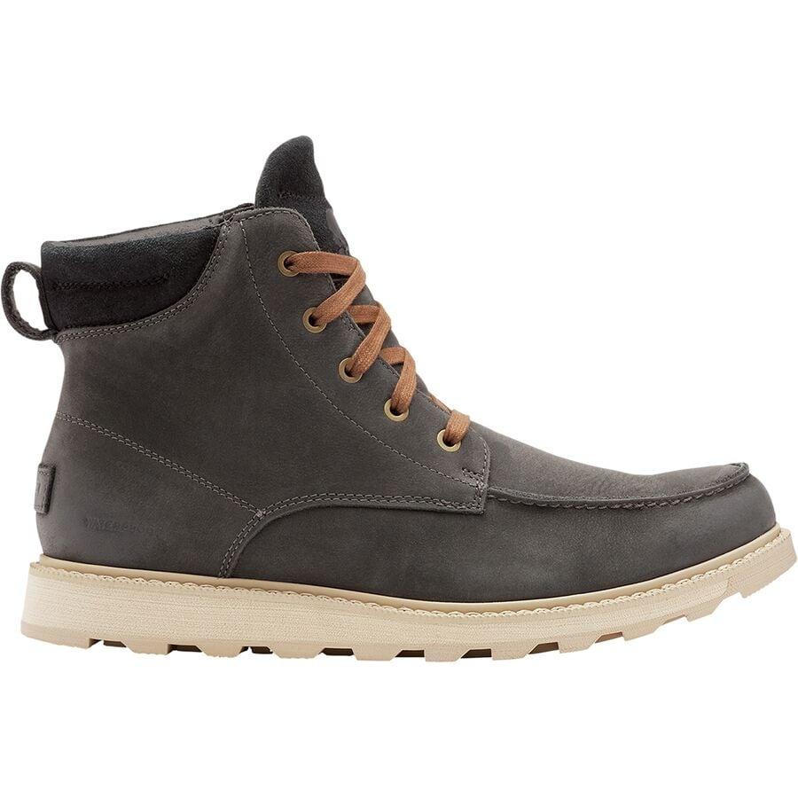 Sorel Madson II Moc Toe WP Boot - Men's