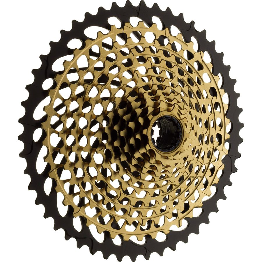 Sram xg 1299 xx1 eagle 12 speed cassette backcountry sram xg 1299 xx1 eagle 12 speed cassette gold stopboris Image collections