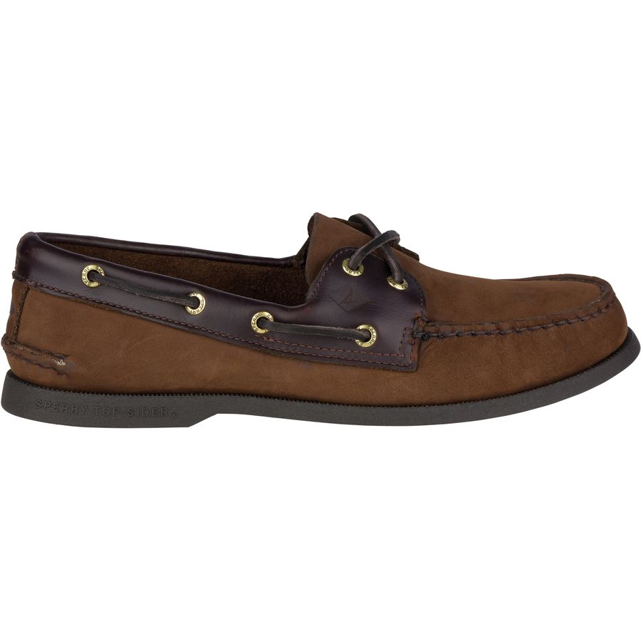 382887c8ea80 Sperry Top-Sider - Authentic Original 2-Eye Loafer - Men s - Brown