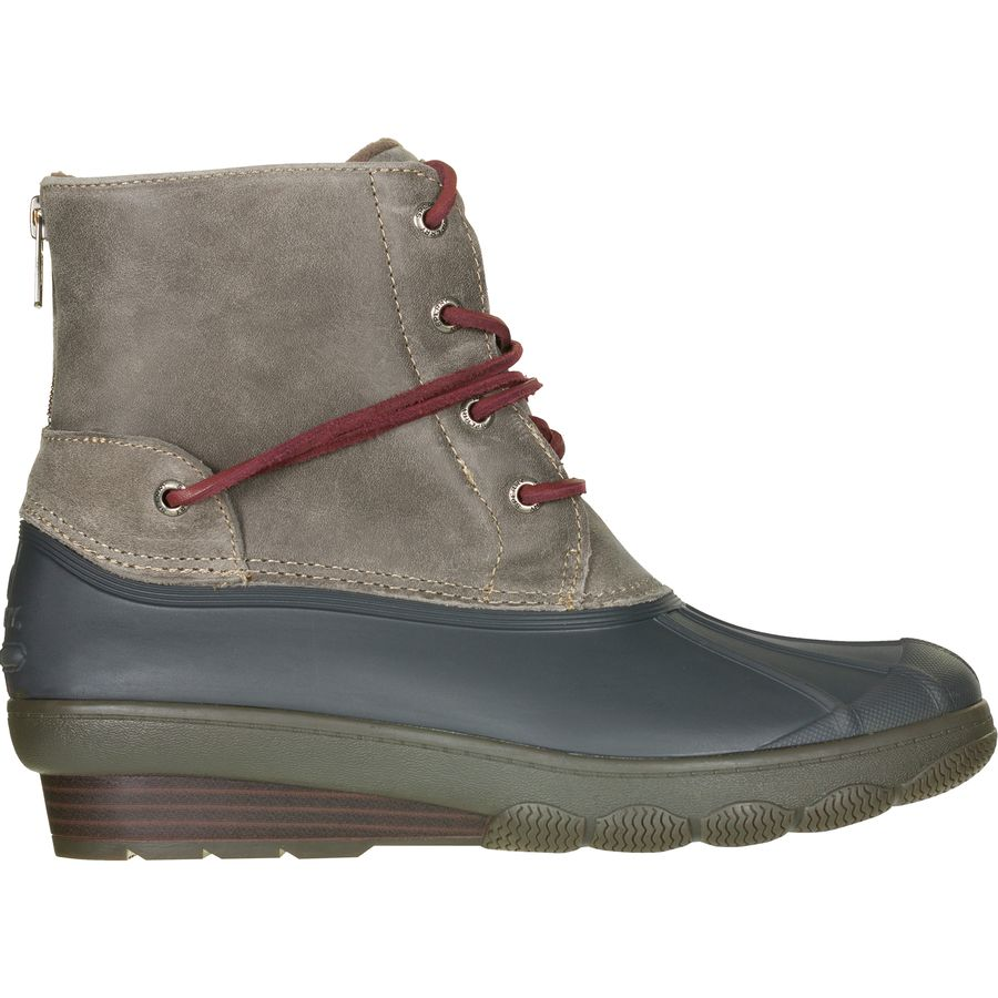 Sperry Top-Sider Saltwater Wedge Tide Boot - Womens