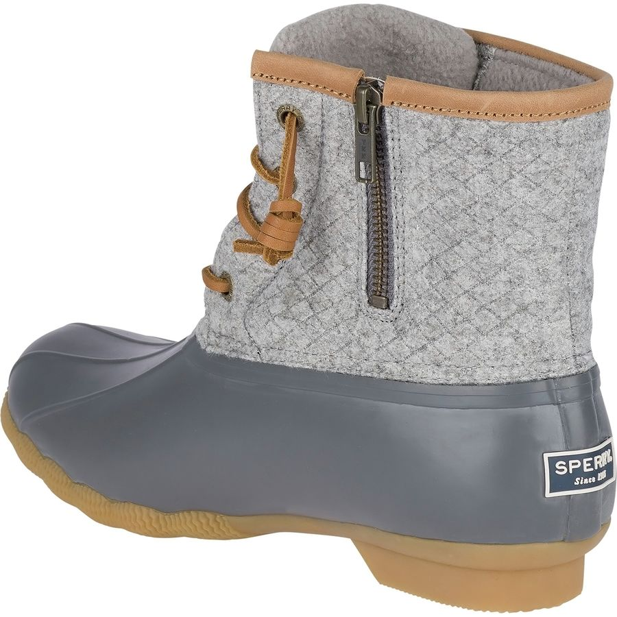 f35182f048c49 Sperry Top-Sider Saltwater Emboss Wool Boot - Women's | Backcountry.com