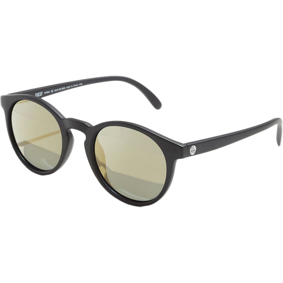 05f84086f32 Sunski - Dipsea Polarized Sunglasses - Black Gold