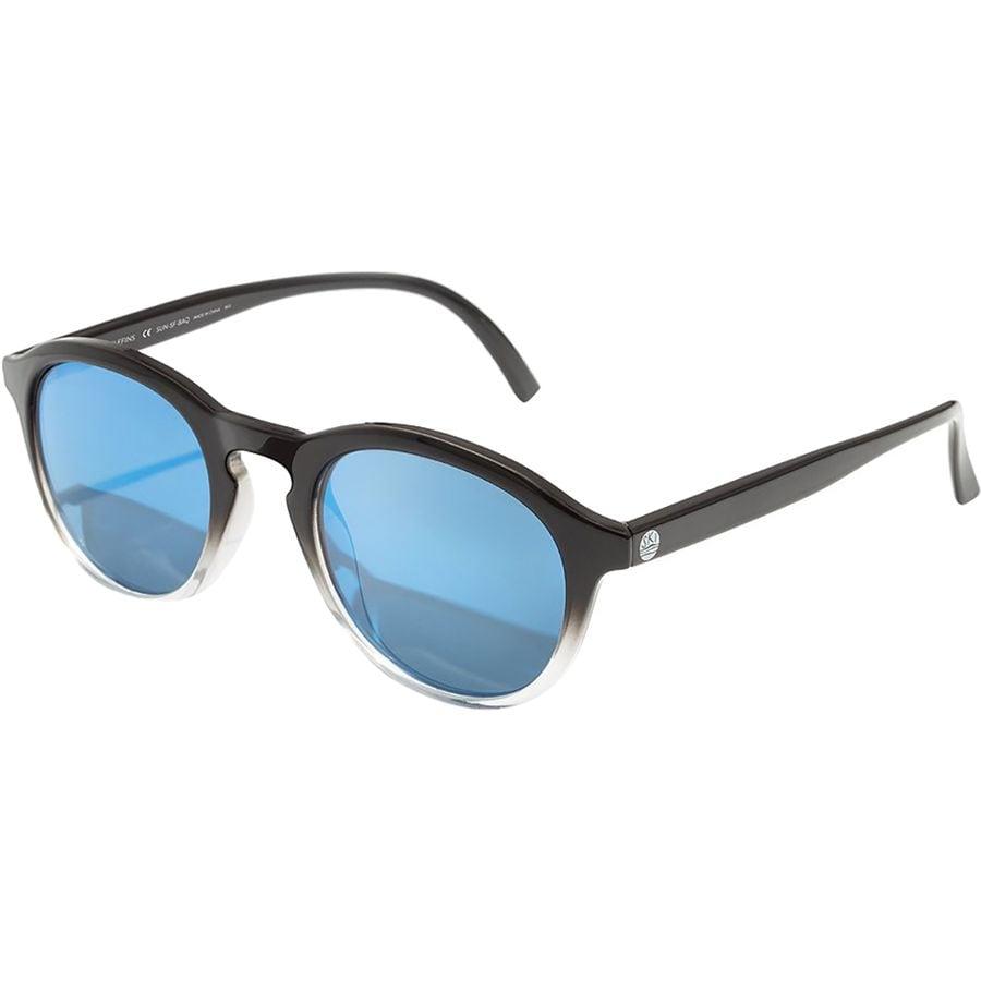 b837beeae6 Sunski - Singlefin Polarized Sunglasses - Black Aqua