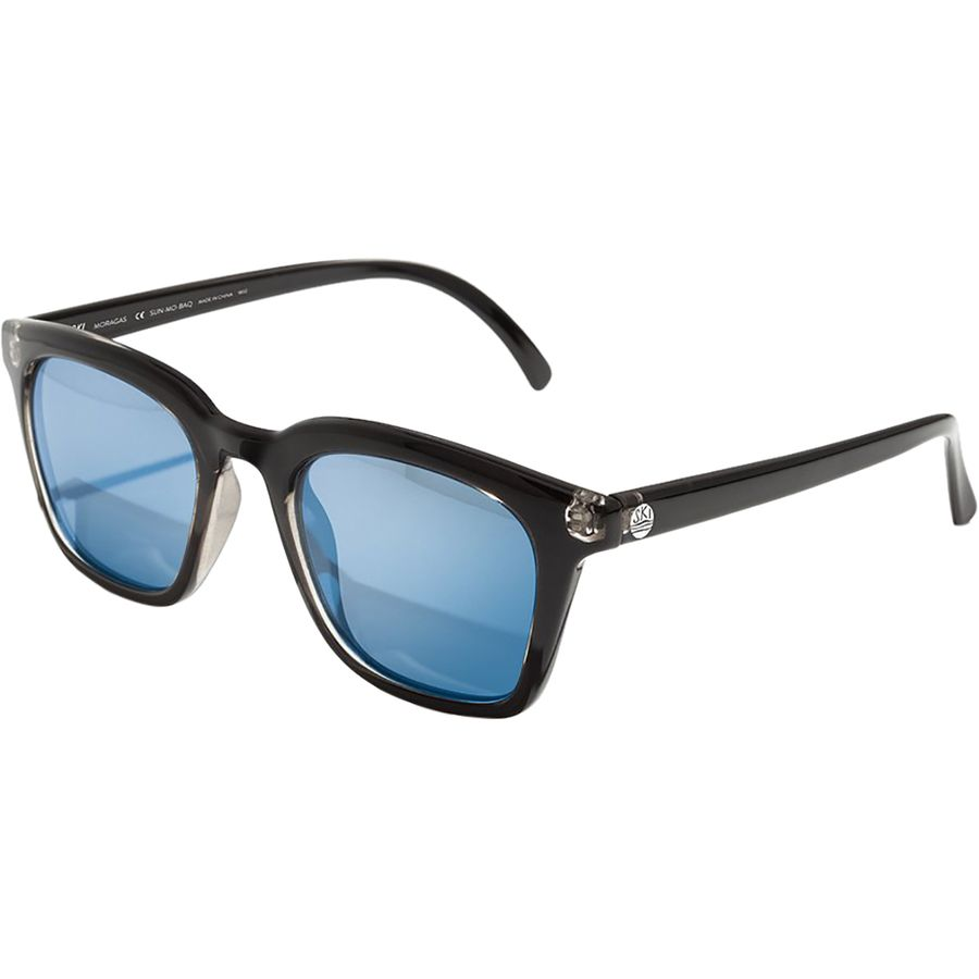 1abd9ac08c Sunski - Moraga Polarized Sunglasses - Black Aqua