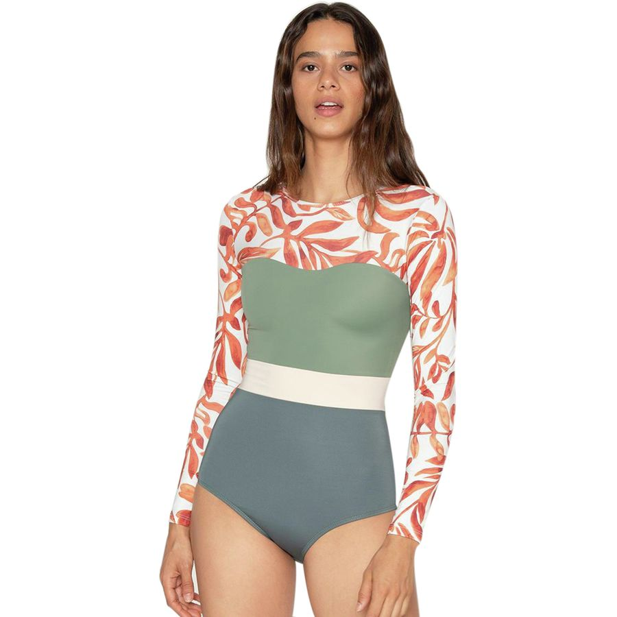 3e5fed7bc70 Seea Swimwear Hermosa Long-Sleeve Surf Suit - Women's | Backcountry.com