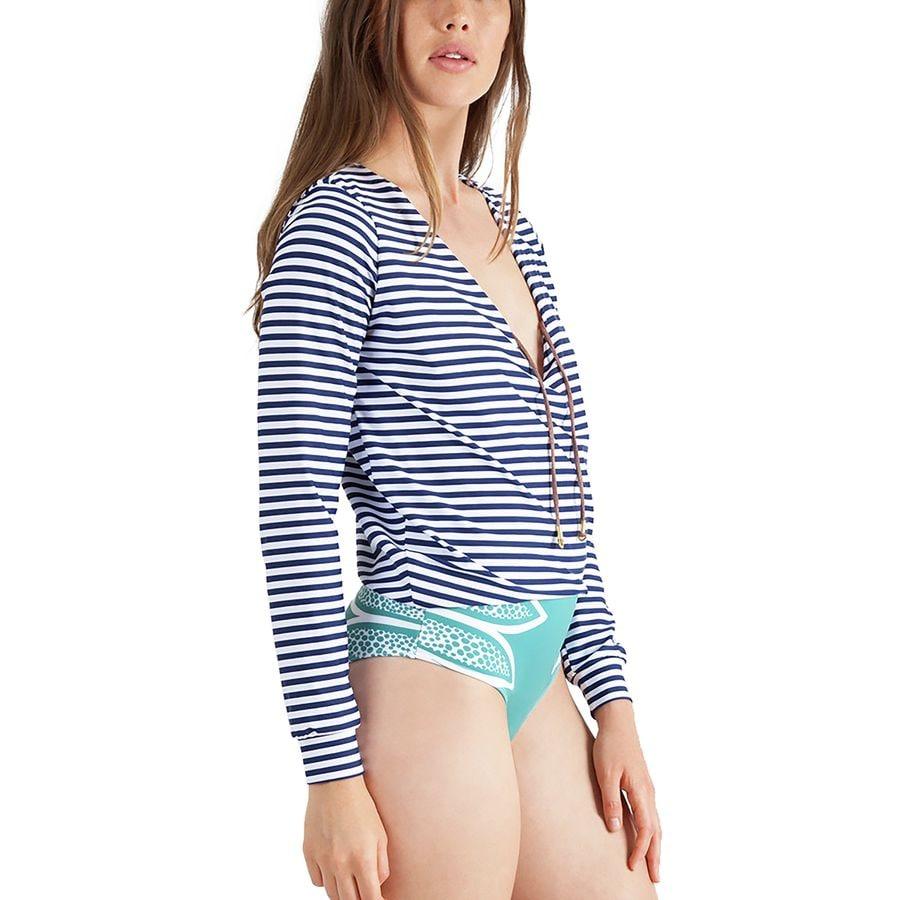 Seea Swimwear Santander Long-Sleeve Surf Suit - Womens