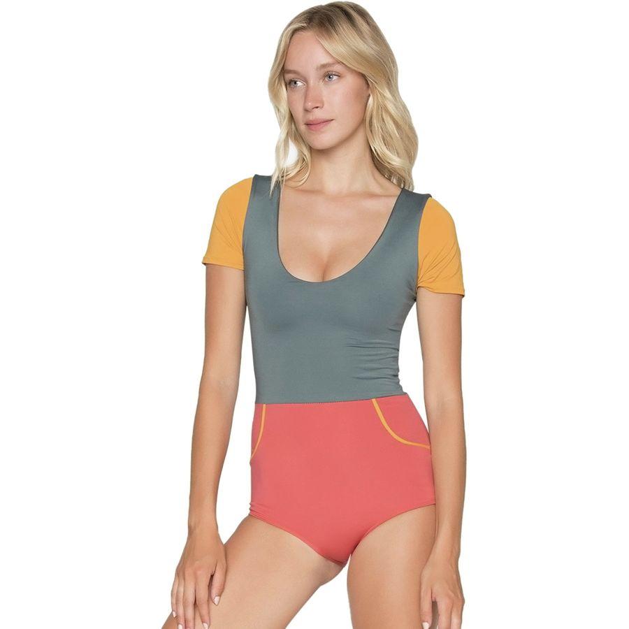 3fc4182226b0f Seea Swimwear Kiki One-Piece Swimsuit - Women's | Backcountry.com