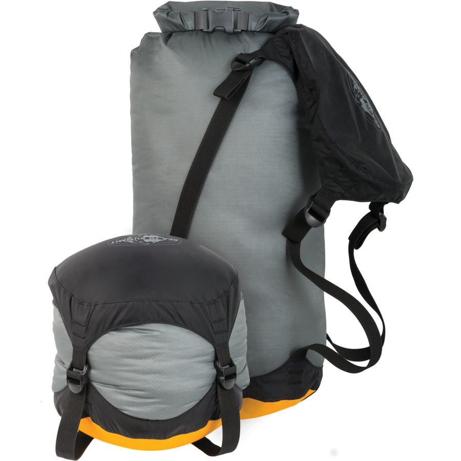 Sea To Summit Ultra Sil Event Compression Dry Sack Grey