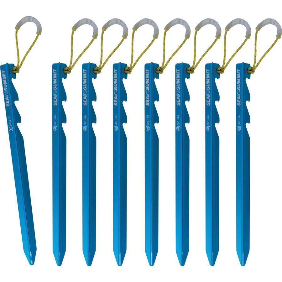 Sea To Summit - Ground Control Tent Pegs - 8-Pack - One Color  sc 1 st  Backcountry.com & Sea To Summit Ground Control Tent Pegs - 8-Pack | Backcountry.com