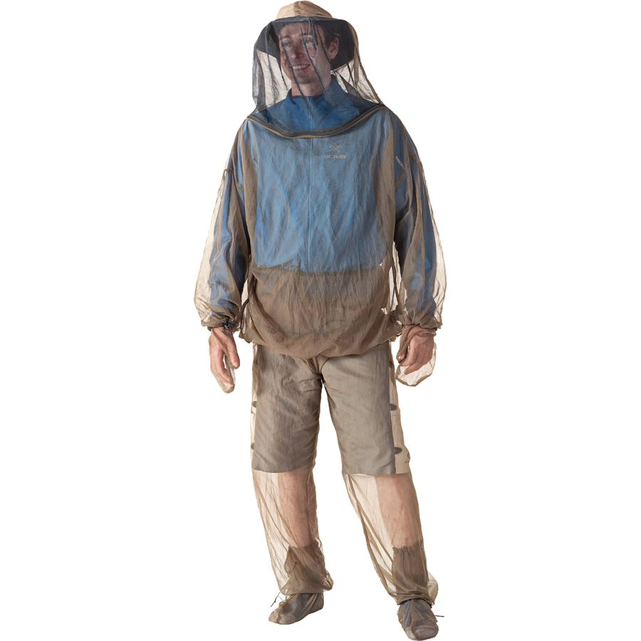 Sea To Summit Bug Jacket With Insect Shield Backcountry Com