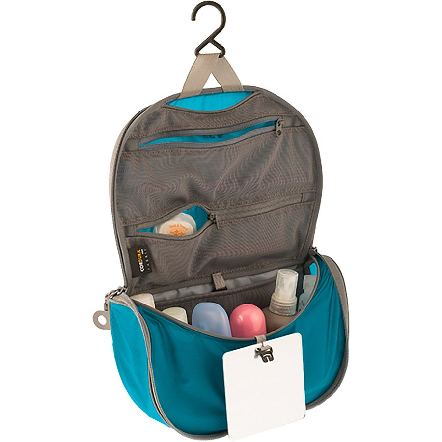 a9ca5956f2f3 Sea To Summit Travelling Light Hanging Toiletry Bag with Mirror ...