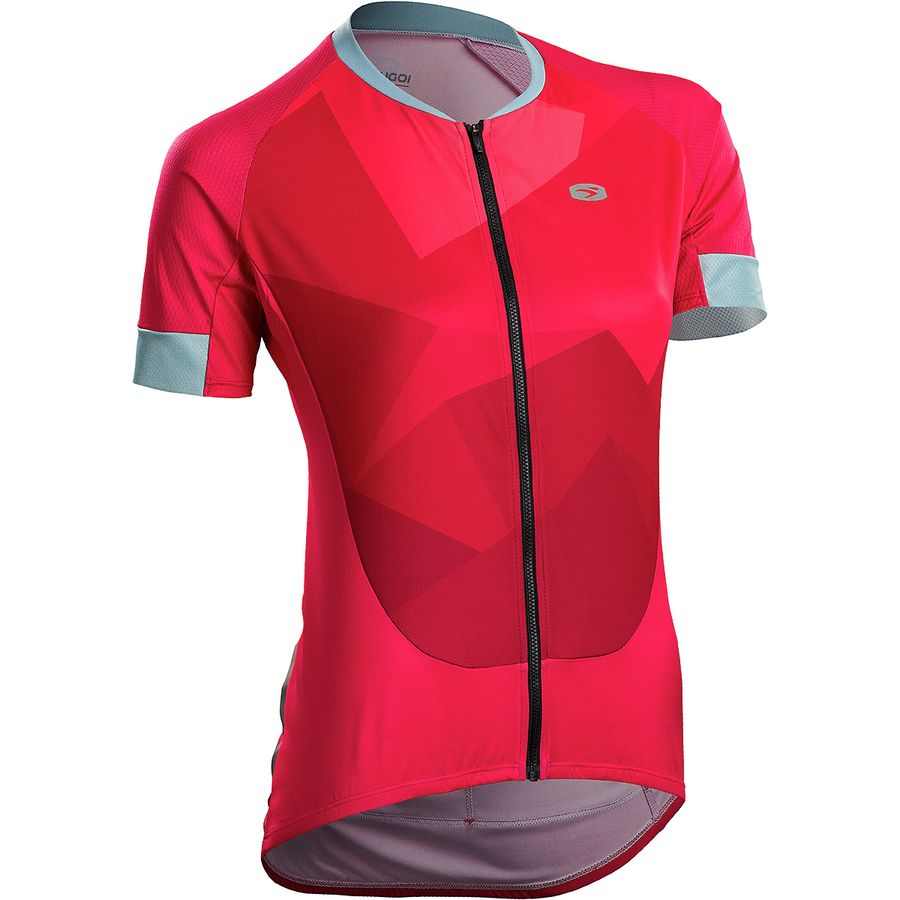 SUGOi - RS Training Jersey - Short-Sleeve - Women s - Azalea Mountain Print fa7917c86