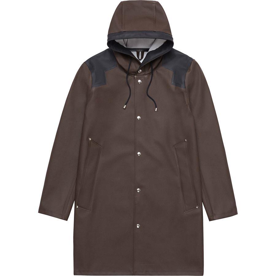 Stutterheim Gardet Rain Jacket - Mens