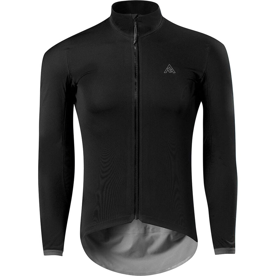 e1088626f 7mesh Industries - Corsa Long-Sleeve Softshell Jersey - Men s - Black