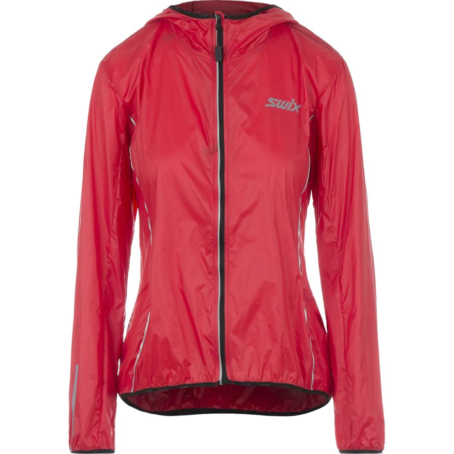 Swix Cyclon Packable Wind Jacket - Womens