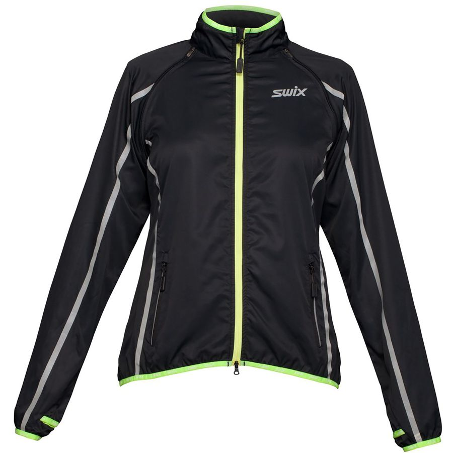 Swix Cyclon 2 In 1 Wind Jacket - Womens