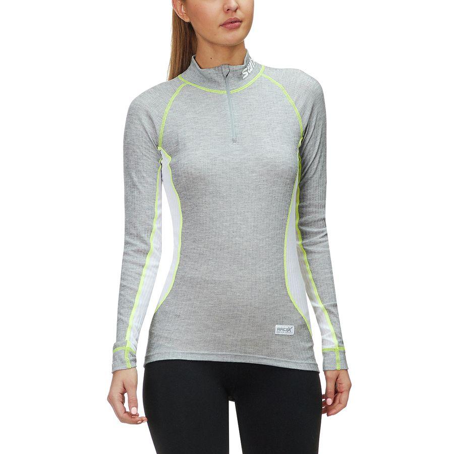 Ungdommelig Swix RaceX Bodywear 1/2-Zip Top - Women's | Backcountry.com FI-23