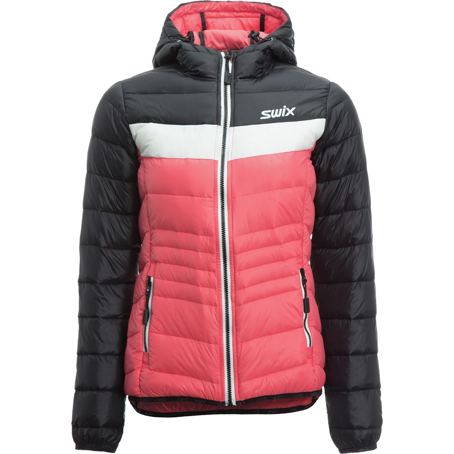 Swix Romsdal 2 Hooded Down Jacket - Womens