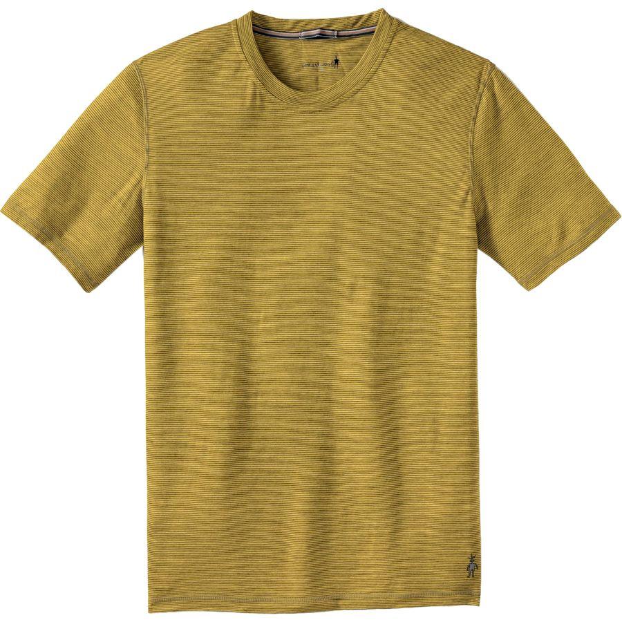 SmartWool NTS Micro 150 Pattern T-Shirt - Mens