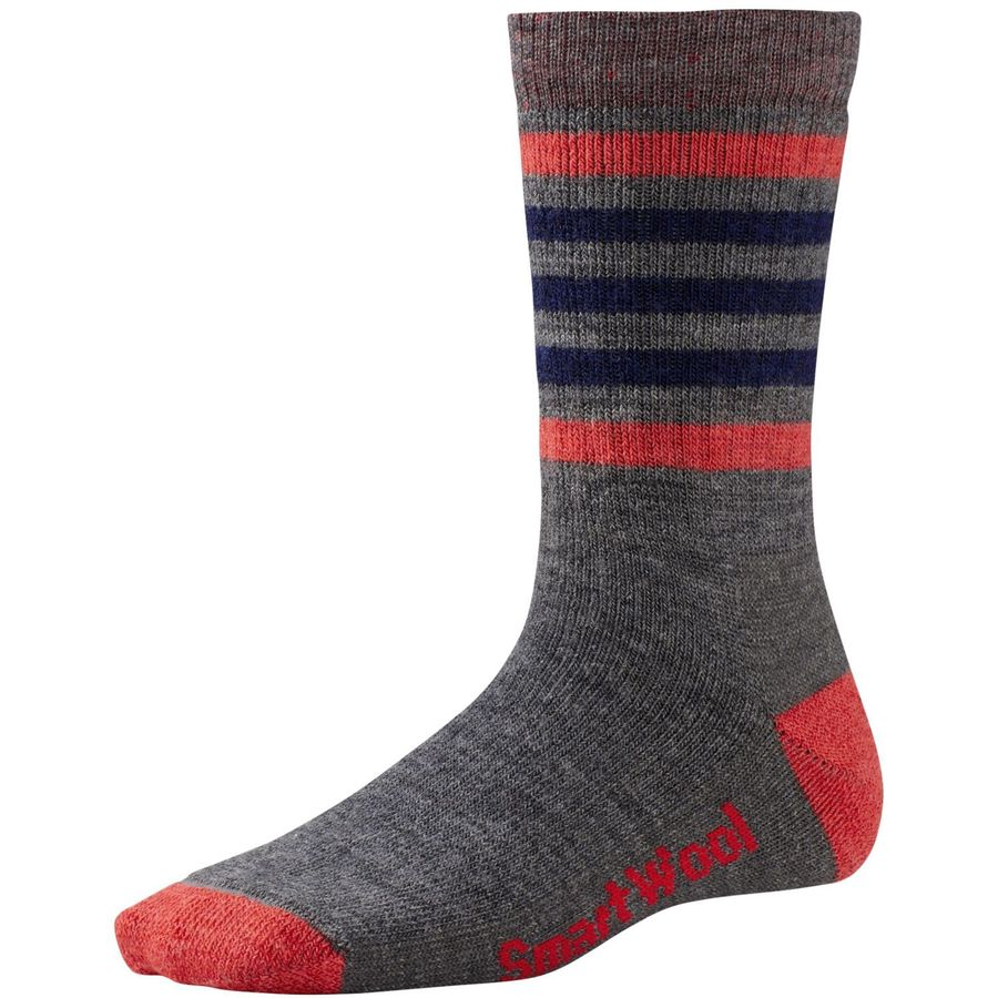 SmartWool Striped Hike Medium Crew Sock - Womens