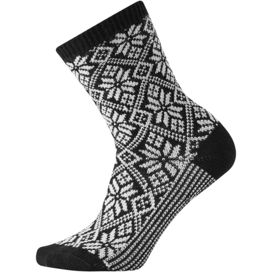 Smartwool Traditional Snowflake Sock - Womens