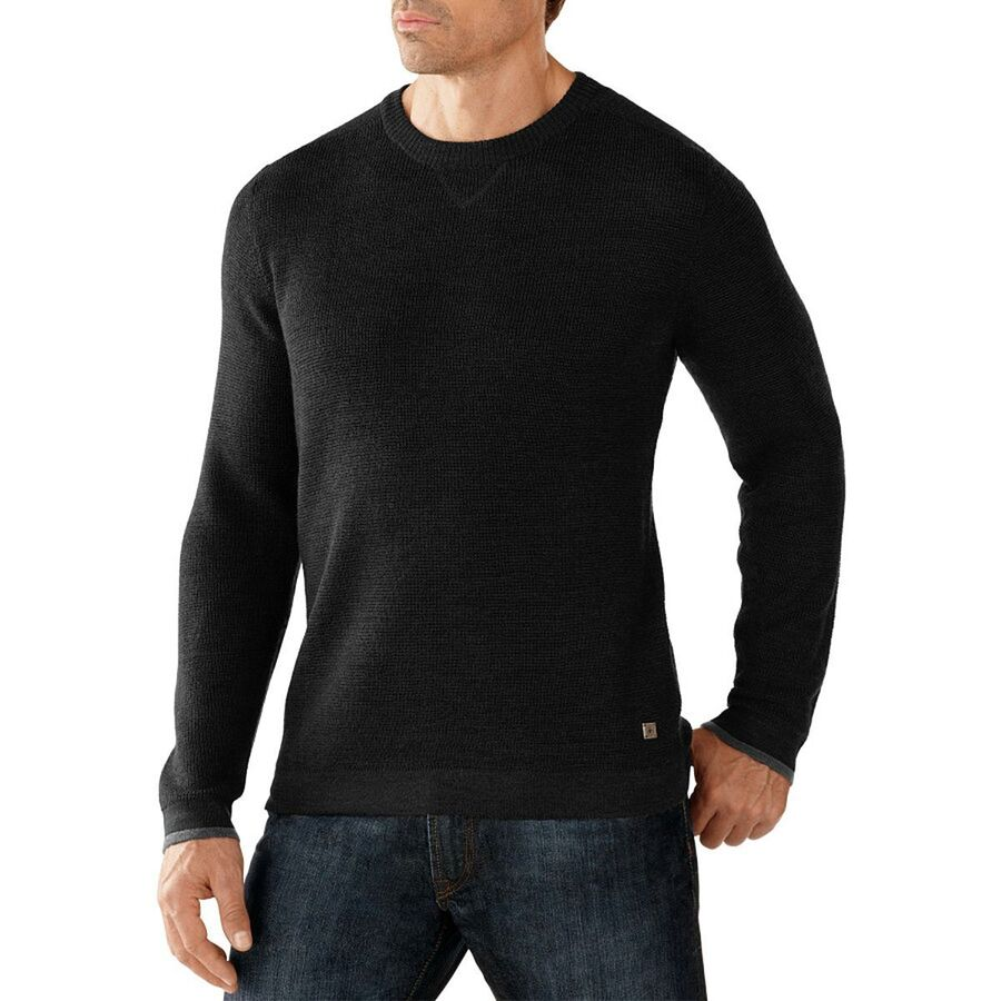 SmartWool Cheyenne Creek Crew Sweater - Mens