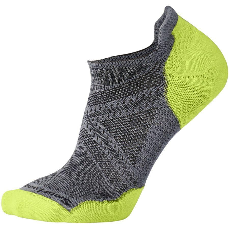 c7549c1b5 Smartwool - PhD Run Light Elite Micro Sock - Graphite