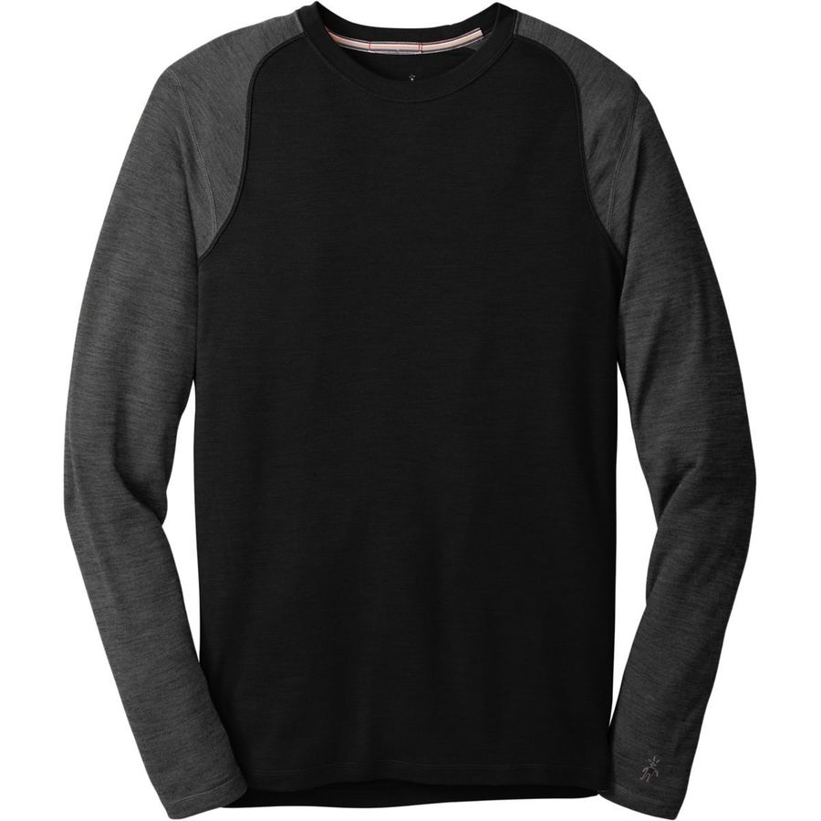 SmartWool Midweight Pattern Crew - Mens