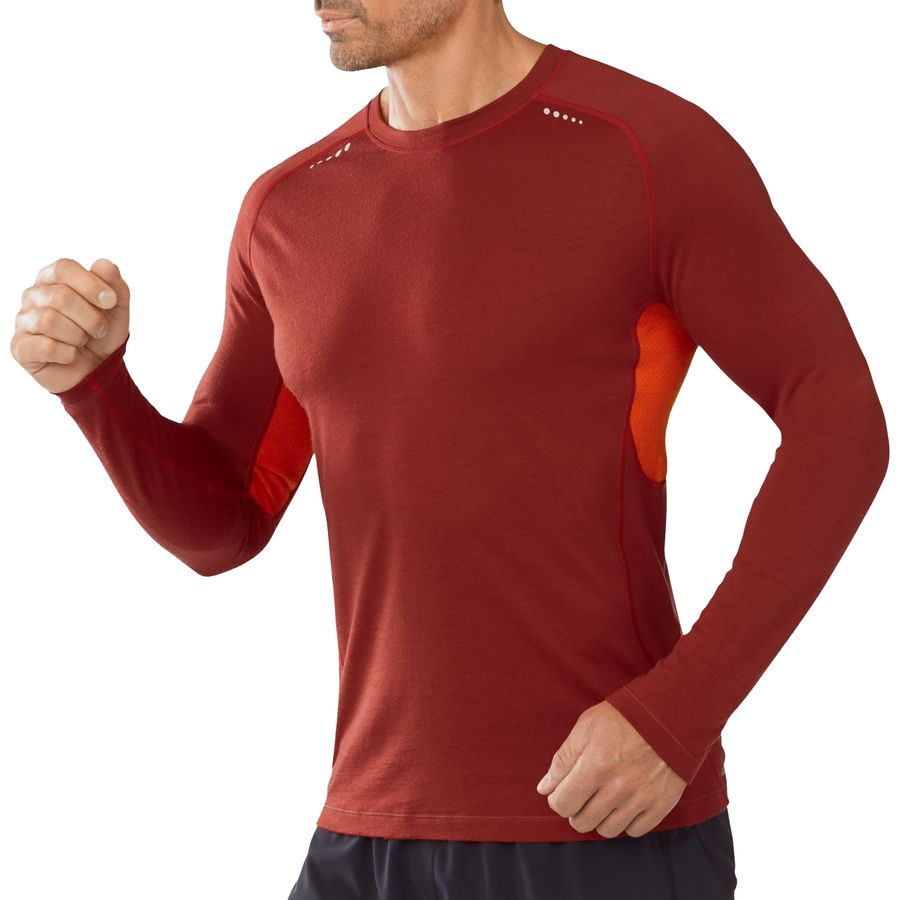 SmartWool PhD Ultra Light Shirt - Long-Sleeve - Mens