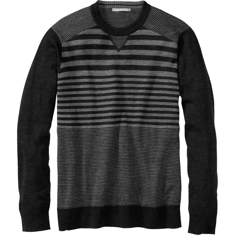 SmartWool Kiva Ridge Striped Crew Sweater - Mens