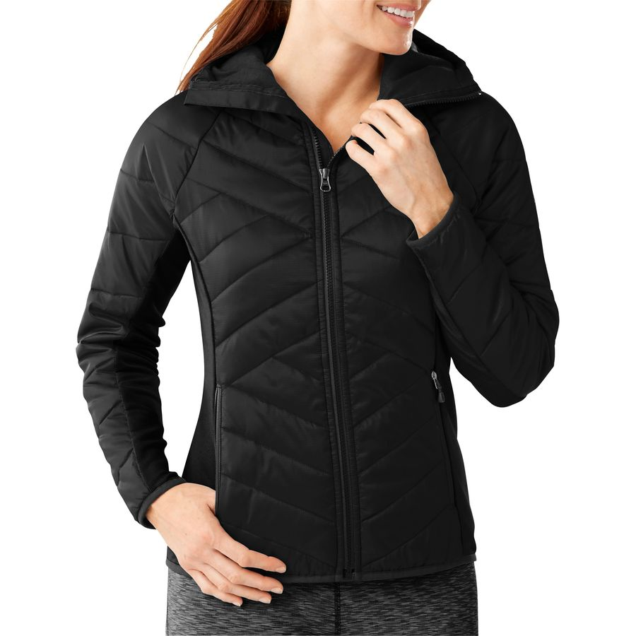 SmartWool Double Corbet 120 Hooded Insulated Jacket - Womens