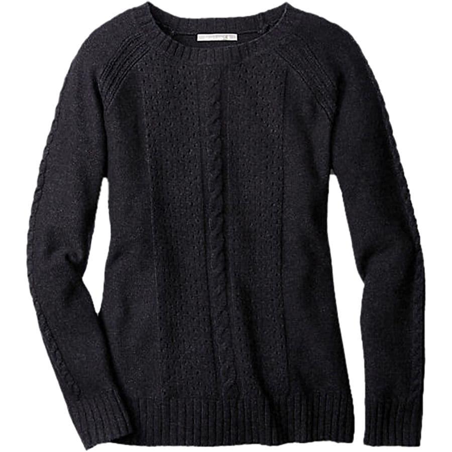 SmartWool Crestone Crew Sweater - Womens