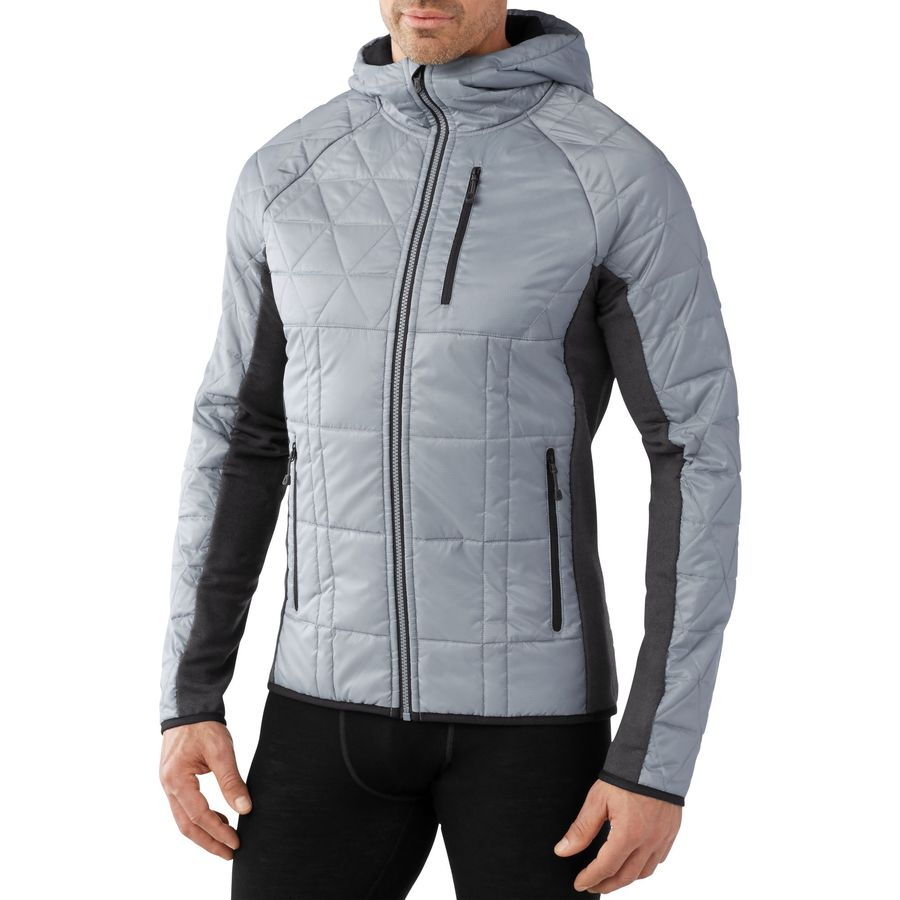 SmartWool Double Corbet 120 Hooded Insulated Jacket - Mens