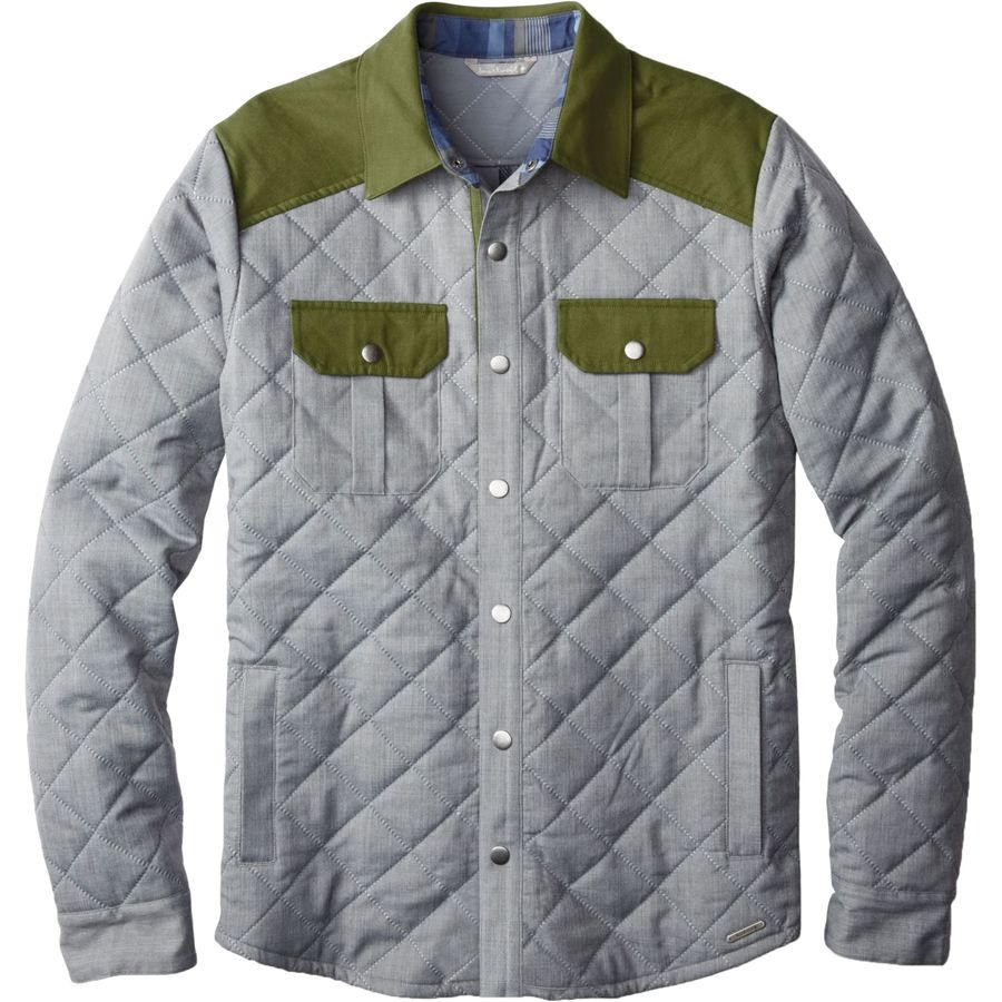 Smartwool Summit County Quilted Shirt Jacket Men 39 S