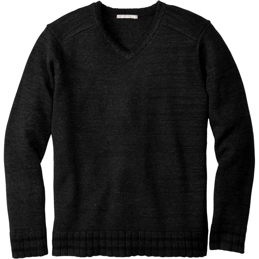 SmartWool Larimer V-Neck Sweater - Mens
