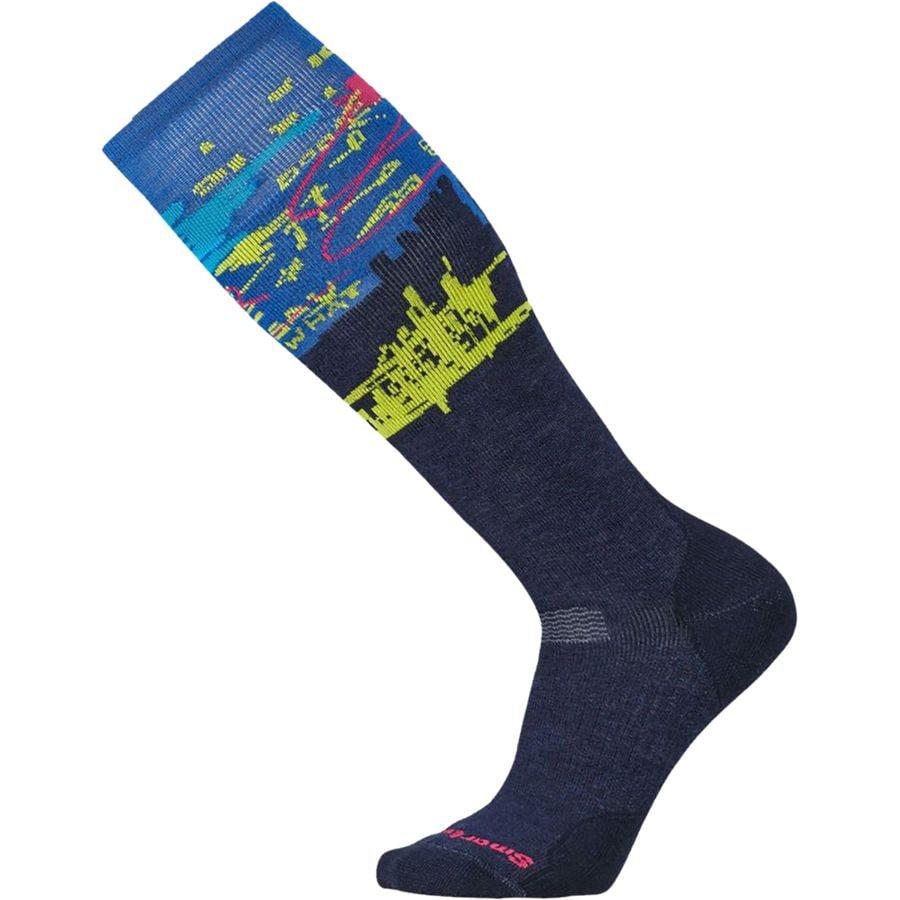 SmartWool Phd Slopestyle Medium Craigieburn Sock